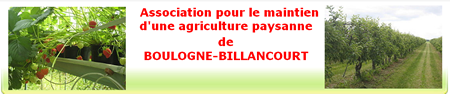 AMAP Boulogne Billancourt